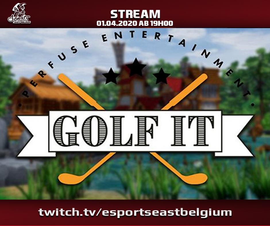Golf it! – Stream