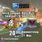 Nitro League: Saison #9 Spieltag 1