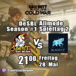 DeSBL Allmode Liga: Saison #1 Spieltag 2